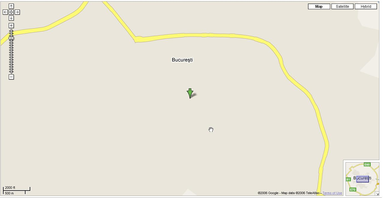 Yahoo! maps vs  Google maps » Our Picks – News, articles and