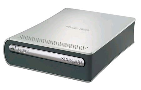 Microsoft Xbox HD-DVD player