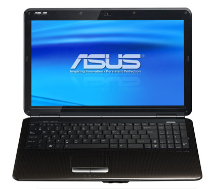 Asus K40IN notebook