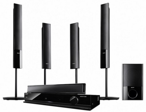 Sony 5.1 Surround Sound System HT-SF470