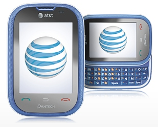 AT&#038;T Pantech Pursuit
